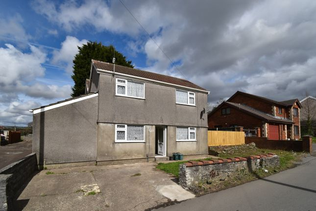 Thumbnail Detached house for sale in Heol Las, Birchgrove, Swansea