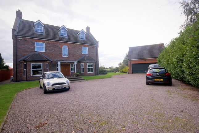 Thumbnail Detached house to rent in The Sidings, Moulton, Spalding