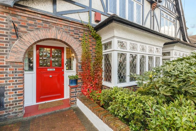 Thumbnail Semi-detached house for sale in Oaks Avenue, London, London