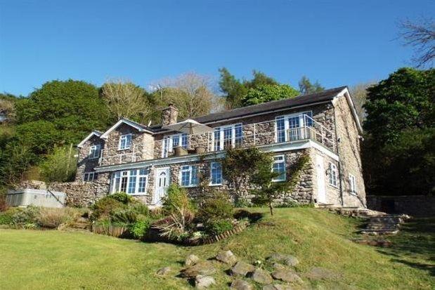 Thumbnail Cottage to rent in Glanrafon, Corwen