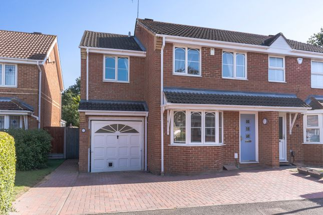 Thumbnail Semi-detached house for sale in Edinburgh Drive, Abbots Langley