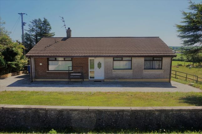 Thumbnail Detached bungalow for sale in Edenreagh Road, Derry / Londonderry