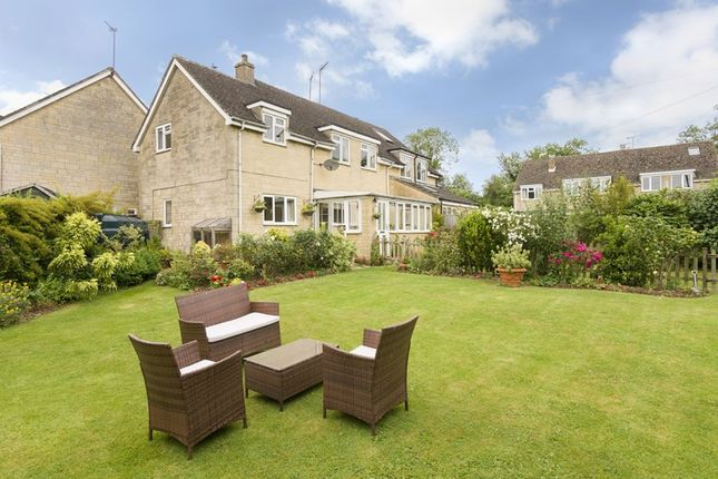 Thumbnail End terrace house for sale in Hill Rise, Great Rollright, Chipping Norton