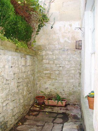 Rear Courtyard of Bathwick Street, Bath BA2