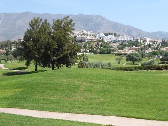 Mijas Golf Club of Mijas Costa, Costa Del Sol, Andalusia, Spain