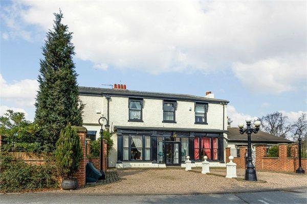 Thumbnail Detached house for sale in Durkar Lane, Durkar, Wakefield, West Yorkshire