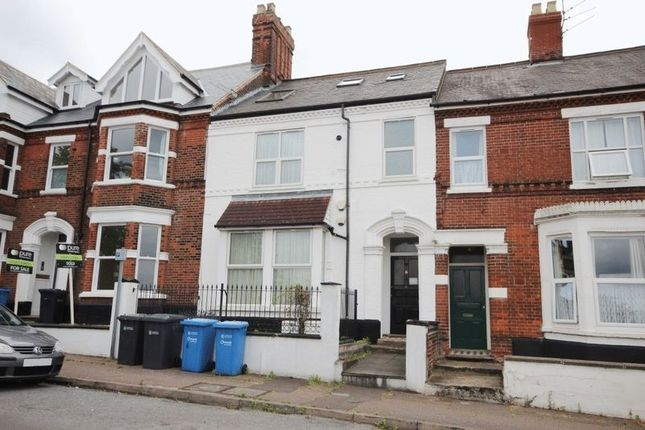 Thumbnail Flat for sale in Stracey Road, Norwich
