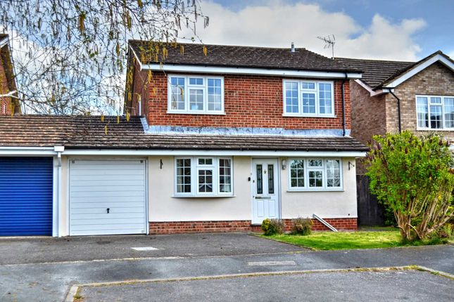 Thumbnail Detached house to rent in The Retreat, Princes Risborough
