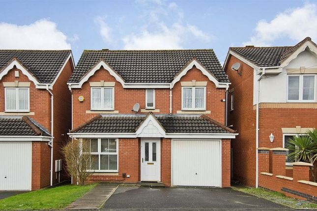 Thumbnail Detached house for sale in Wood Lane, Pelsall, Walsall