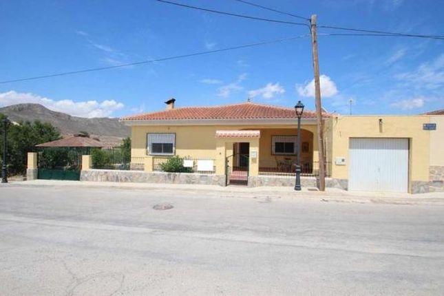 3 bed villa for sale in Spain, Murcia, Canada De La Lena