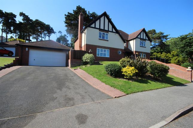 Thumbnail Detached house for sale in Cwrt Bedw, Colwyn Bay