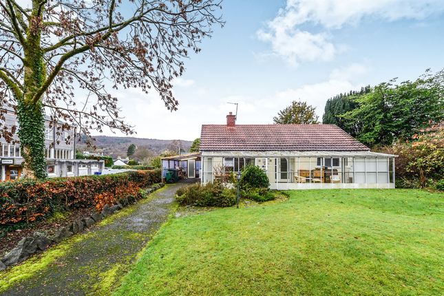 Thumbnail Detached bungalow for sale in Old School Road, Garelochhead, Helensburgh