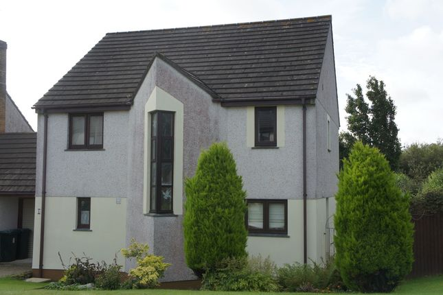 Thumbnail Semi-detached house to rent in Meadow Close, Gloweth, Truro