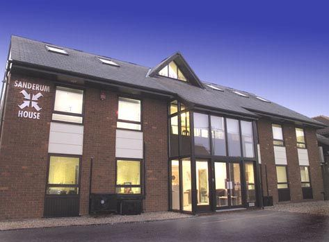 Office to let in Sanderum Centre, Oakley Road, Chinnor, Oxon.