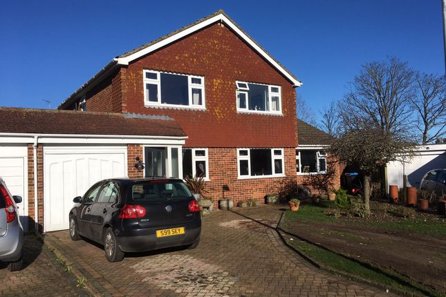 Thumbnail Detached house for sale in Whiteness Green, Kingsgate, Broadstairs