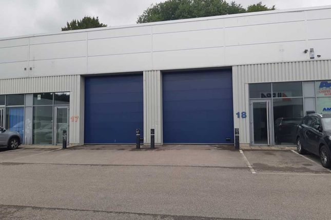 Thumbnail Industrial to let in Avro Gate, South Marston Park, Swindon