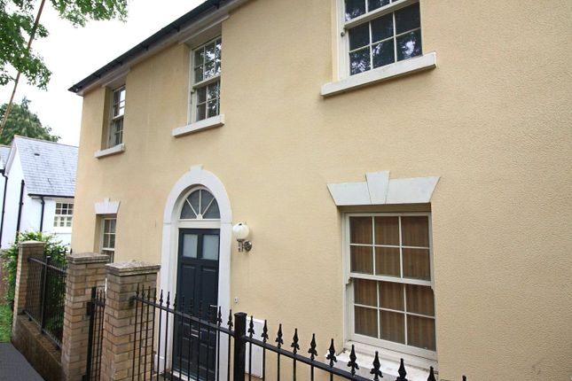 Thumbnail Detached house to rent in Goodmans Court, Alresford, Hampshire