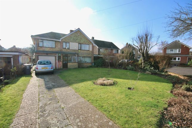 Thumbnail Detached house for sale in Southbrook Road, Havant