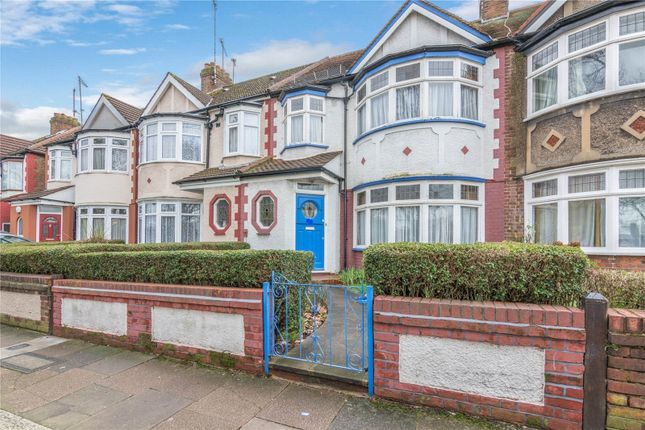 Thumbnail Terraced house for sale in The Drive, Bounds Green, London