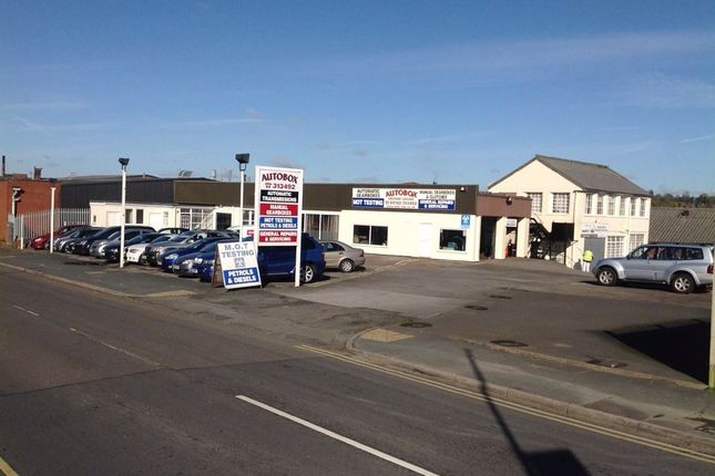 Thumbnail Light industrial for sale in Uttoxeter Road, Stoke-On-Trent, Staffordshire