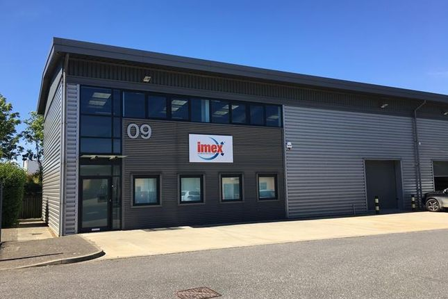 Thumbnail Light industrial to let in Unit 9 Buckingway Business Park, Swavesey, Cambridgeshire