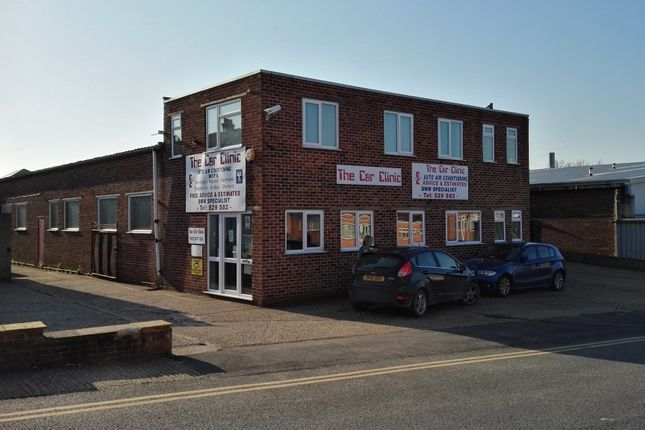 Thumbnail Warehouse to let in Arnhem Road, Newbury