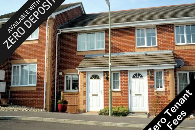 Thumbnail Terraced house to rent in Badgers Copse, Park Gate, Southampton
