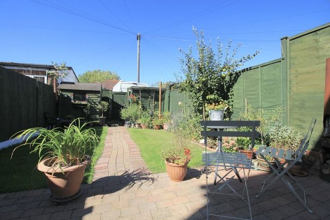 Garden of Doncaster Road, Eastleigh SO50