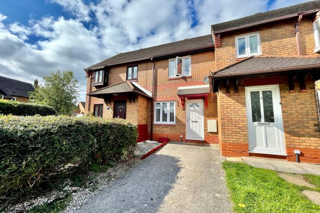 2 bed terraced house to rent in Fairacre Close, Thornhill, Cardiff CF14