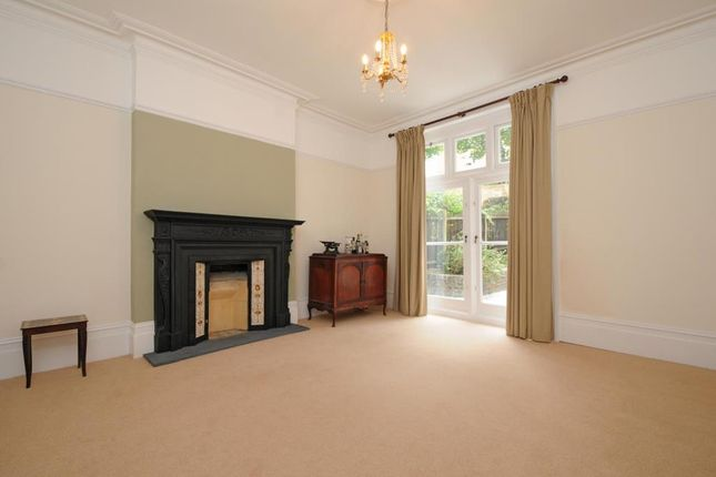 Dining Room of Heath Hurst Road, Hampstead NW3