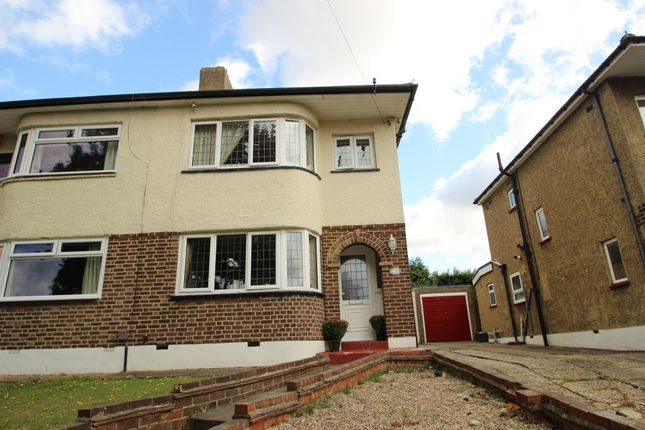 Thumbnail Semi-detached house to rent in Bassetts Way, Orpington