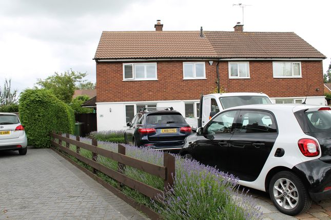 4 bed semi-detached house to rent in Benbow Close, St Albans AL1