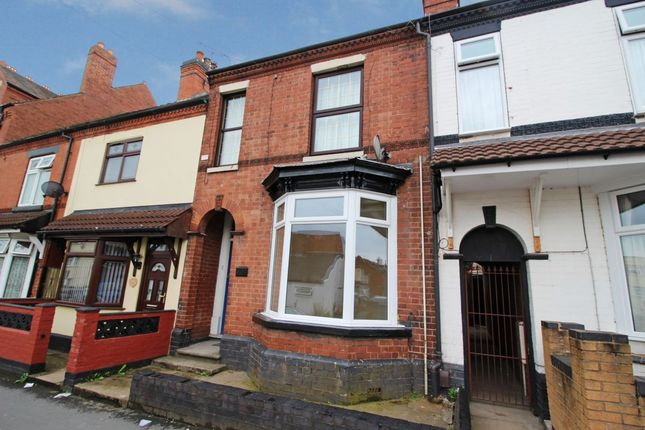 Thumbnail Flat to rent in Edward Street, Nuneaton