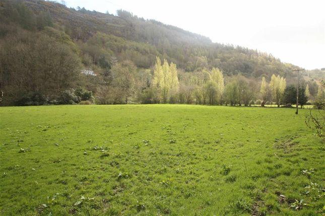 Overview of Coed Y Glyn, Glyn Ceiriog, Llangollen LL20