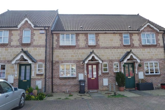 Thumbnail Terraced house to rent in Crofts Mead, Wincanton, Somerset