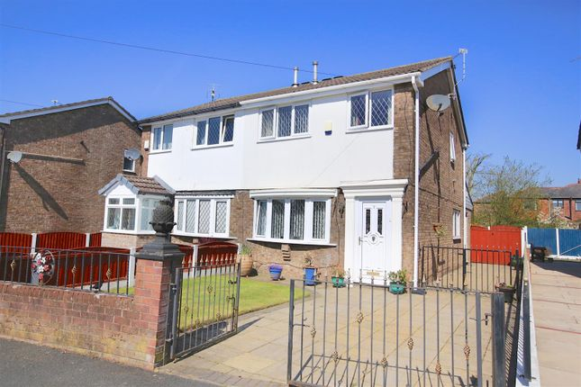 3 bed semi-detached house for sale in Landsberg Road, Failsworth, Manchester M35