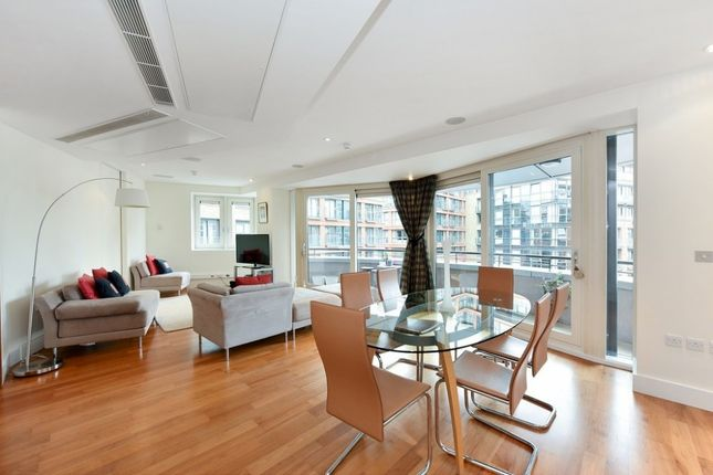 Thumbnail Flat to rent in Praed Street, West End Quay
