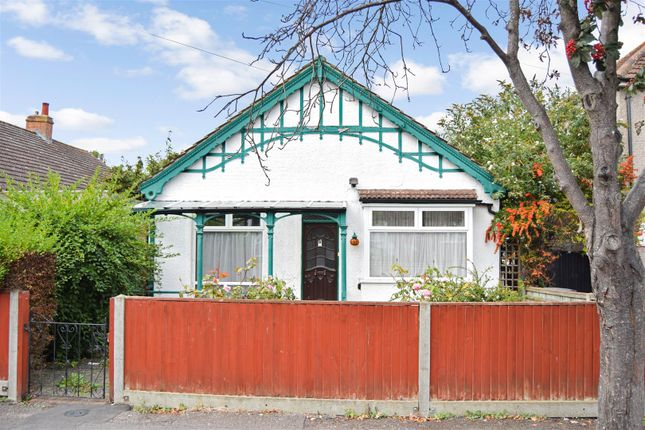 Thumbnail Bungalow for sale in Milner Road, Morden