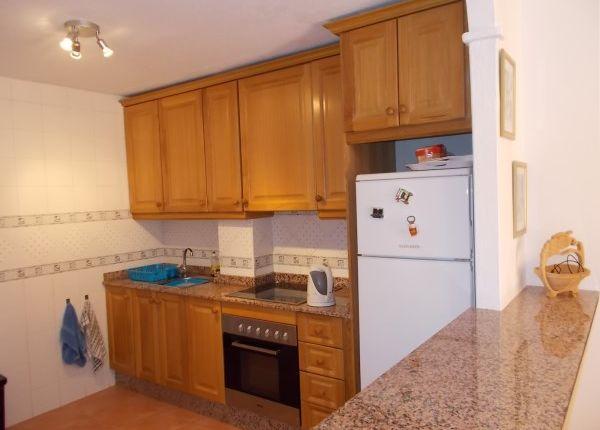 Kitchen of Marina De La Torre, Mojácar, Almería, Andalusia, Spain