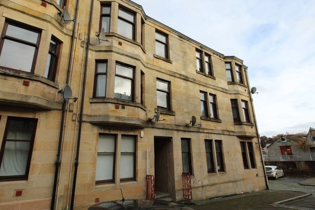 External of Stock Street, Paisley PA2