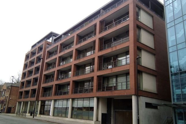 Thumbnail Flat for sale in Quayside Lofts, 62 Close, Newcastle Quayside