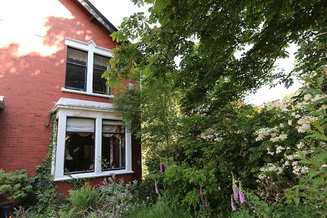 Thumbnail Semi-detached house for sale in Ribbleton Avenue, Preston, Lancashire