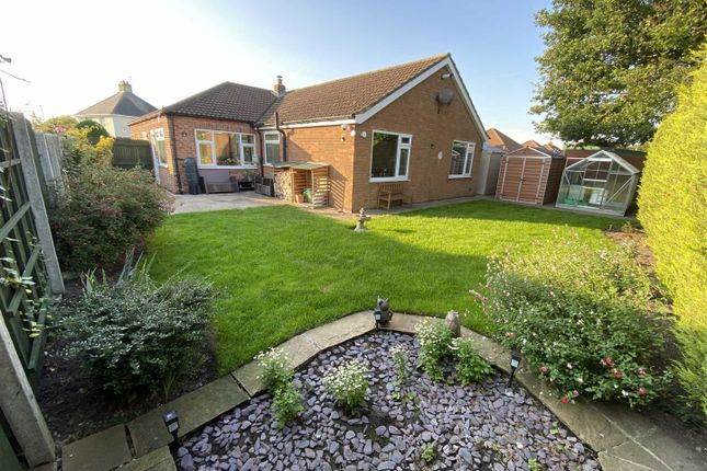 3 bed detached bungalow for sale in Bennymoor Lane, Osgodby, Selby YO8