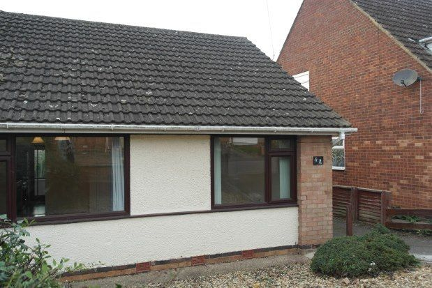 Thumbnail Bungalow to rent in Barton Seagrave, Kettering