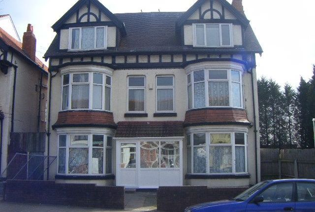 Thumbnail Flat to rent in Room 10, Mansel Road, Small Heath, Birmingham