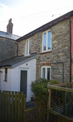 Thumbnail Town house for sale in 4, Laurel Place, Eastgate, Aberystwyth