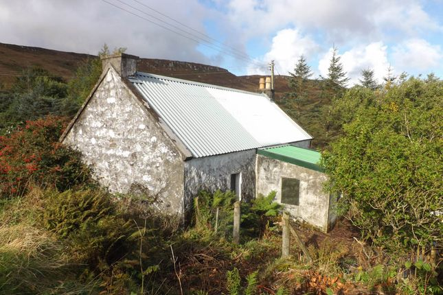 Thumbnail Cottage for sale in Braes, By Portree, Isle Of Skye