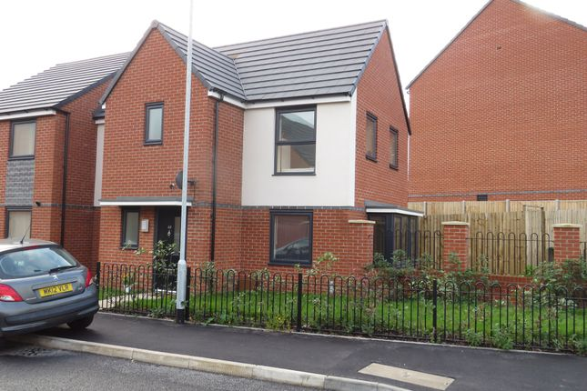 Thumbnail Semi-detached house for sale in Turnstone Road, Walsall