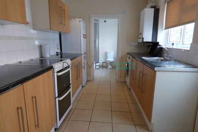 Thumbnail Terraced house to rent in Norman Street, Leicester