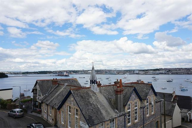 Thumbnail Maisonette to rent in Quarry Street, Torpoint